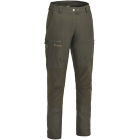 Pinewood Caribou TC Pants Women Dark Olive